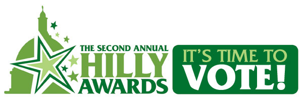 Vote for us for the Hilly's!